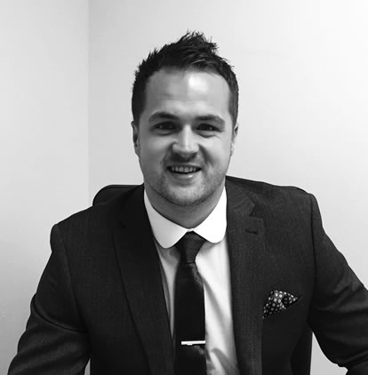 Chris Holroyd, Managing Director